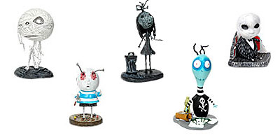 tim burton toy