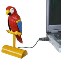 USB Parrot