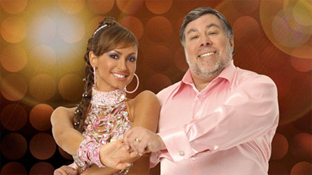 woz dancing with stars