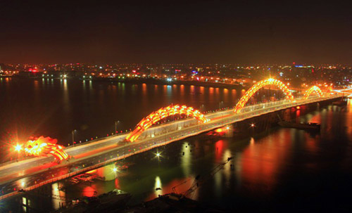 da nang bridge