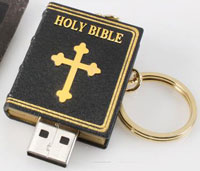 biblia usb key
