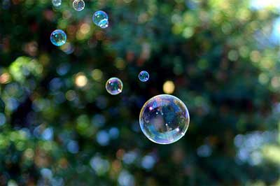 bubble photo