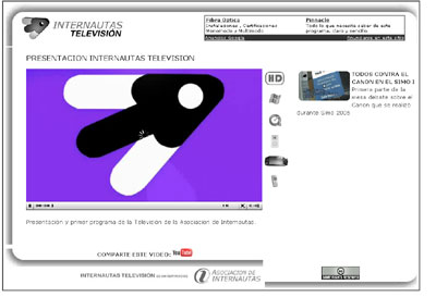 internautas tv