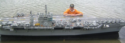 lego Aircraftcarrier