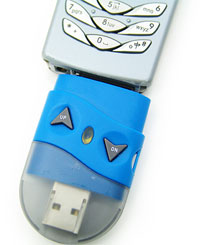 USB Phonebook Flash Drive