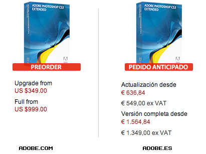 adobe cs3 price