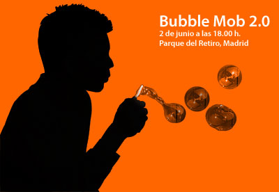 bubble mob