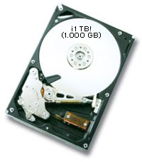 hitachi HD 1TB