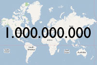 1 billion internet users
