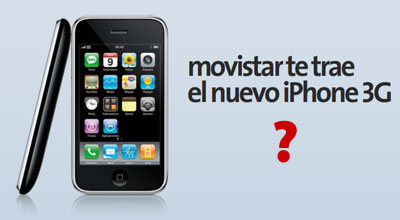 movistar iphone