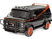 A-Team RC Car