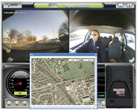 t-eye In-Car Driving Recording System
