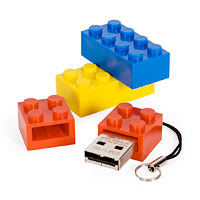 brick usb memory stick