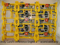 andy carol's difference engine 2