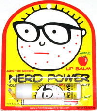 Nerd Power Lip Balm