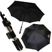 Star Wars Style A Darth Vader's Lightsaber Umbrella
